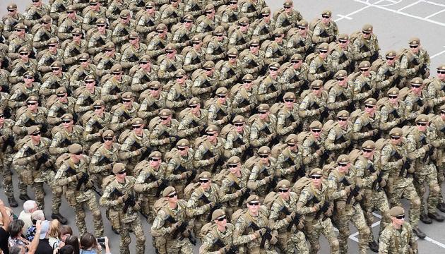 Сержантський корпус ЗСУ укомплектований майже на 65 відсотків