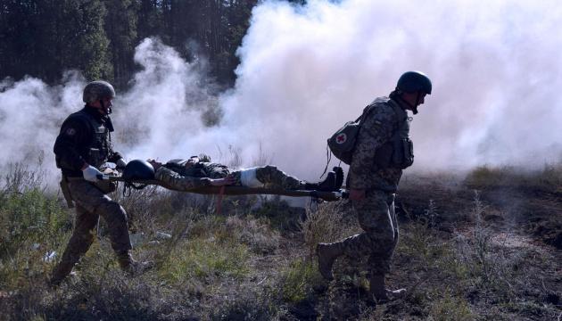 La ATO: Militantes disparan con morteros cerca de Pavlopil