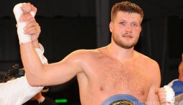 Бокс: Дмитренко отсудил победу у Ровчанина