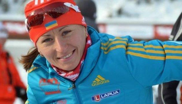 Вита Семеренко пропустит индивидуальную гонку Кубка мира по биатлону в Рупольдинге