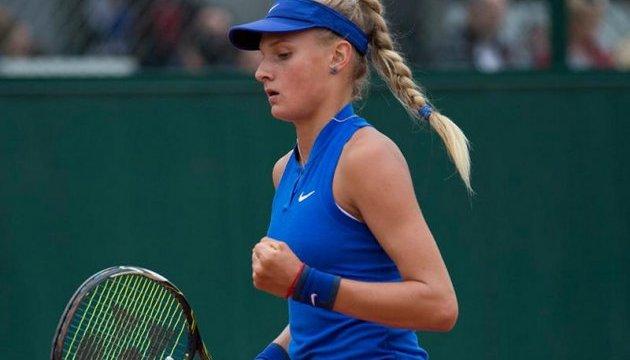 Даяна Ястремская успешно дебютировала на Australian Open