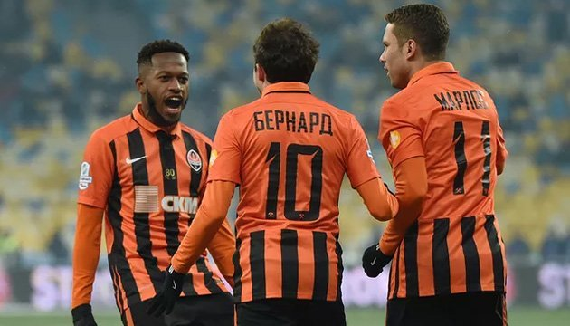 Fred signs new contract with Shakhtar for five years
