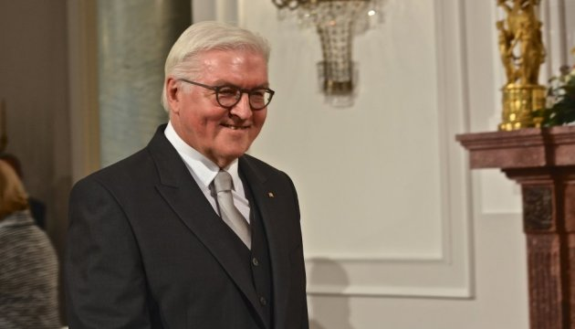 Steinmeier to meet with Poroshenko, Groysman in Kyiv