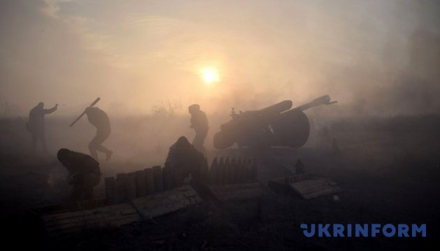 Le bilan de la situation dans la zone du conflit: 44 attaques, trois militaires blessés