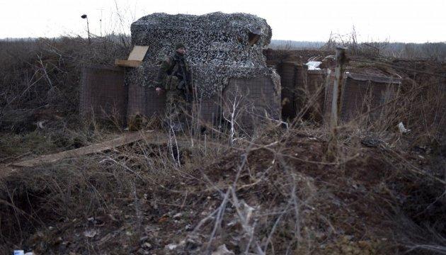 Lage im Donbass: 35 Angriffe des Feindes und 3 verletzte Soldaten