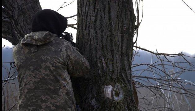 Штаб: бойовики накрили мінометним вогнем Піски та Троїцьке