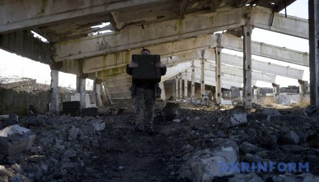 Two Ukrainian soldiers wounded in Donbas in last day