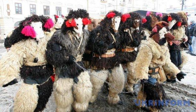 Malanka-фест на Донетчине объединит все новогодние праздники