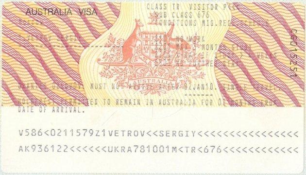 Информацию об австралийской визе можно будет получить в международном call-центре