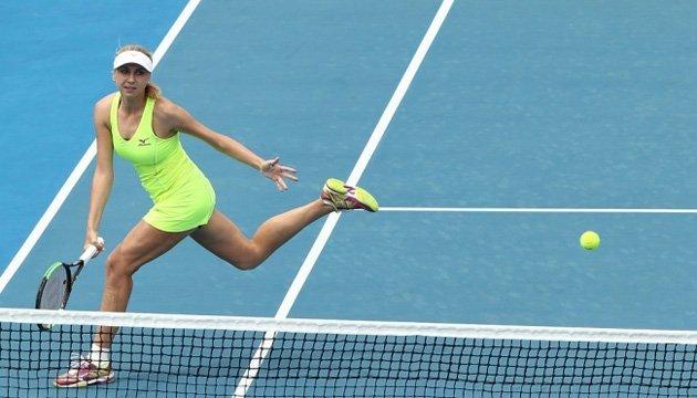 Людмила Киченок вышла в финал парных соревнований турнира WTA в Хобарте