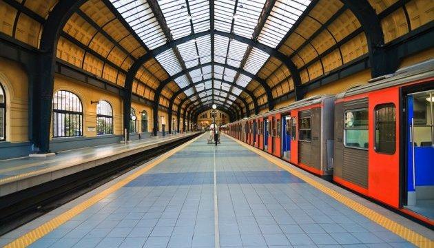 В Афинах из-за забастовки не работает метро