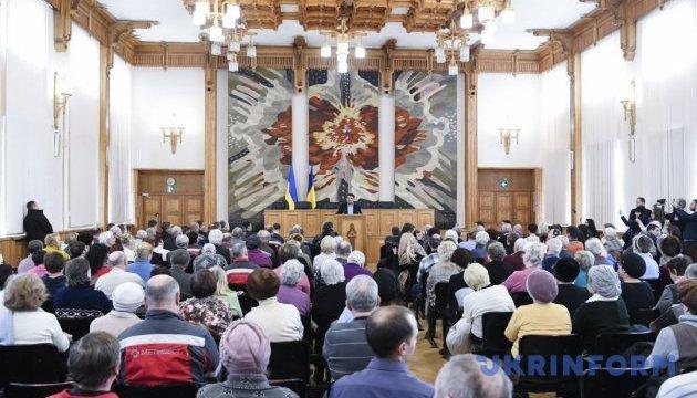 Блокада Донбасу: Гройсман каже, що покарав би ініціаторів, якби міг