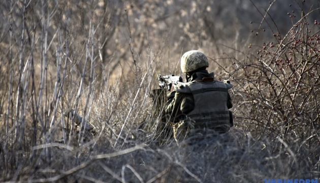 No Ukrainian soldiers killed in Donbas over past day