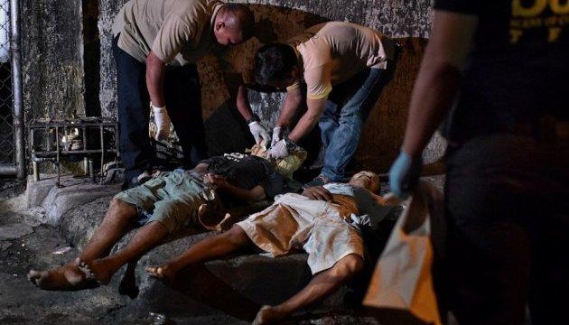 На Филиппинах возобновили войну с наркотиками
