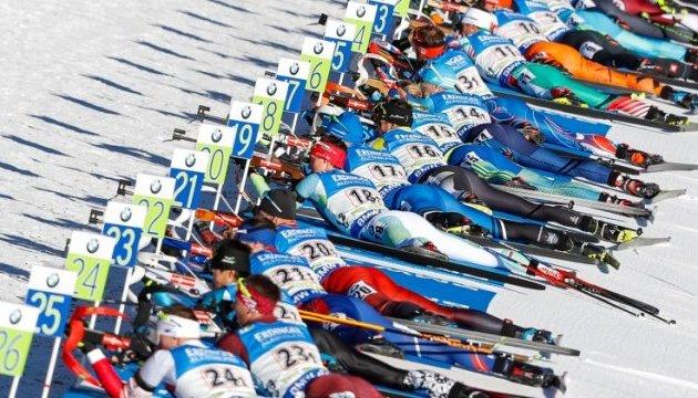 Біатлон: норвежець Йоганнес Тінгнес Бьо переміг у мас-старті в Рупольдінгу