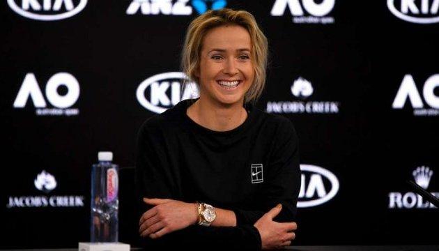 Australian Open: Если Свитолина дойдет до полуфинала, то станет первой ракеткой мира