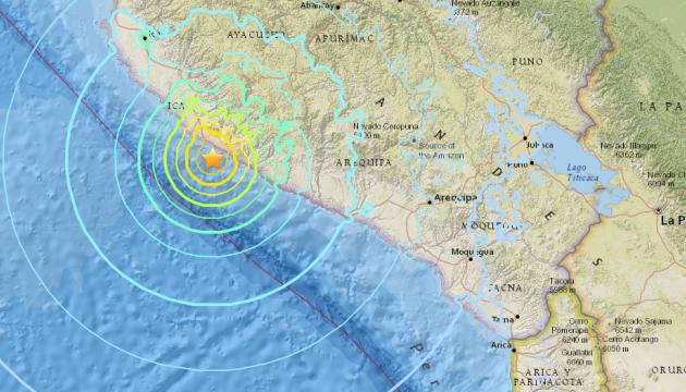 В Перу от землетрясения погибли двое человек, десятки ранены