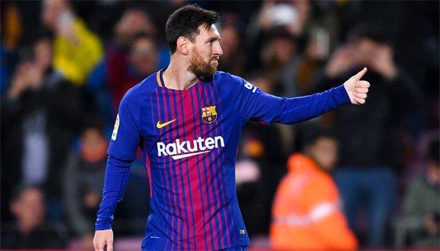 Мессі встановив новий рекорд за кількістю голів за один клуб у топ-5 ліг Європи
