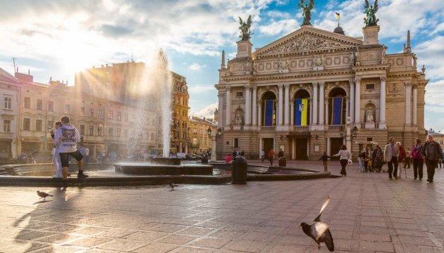 En 2017, le tourisme a rapporté à Lviv plus de 600 millions d'euros