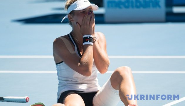 科斯丘克成为1996年以来最年轻的澳网冠军