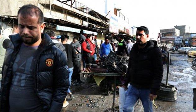 Вибухи у Багдаді: кількість загиблих зросла до 38, поранених - більше сотні