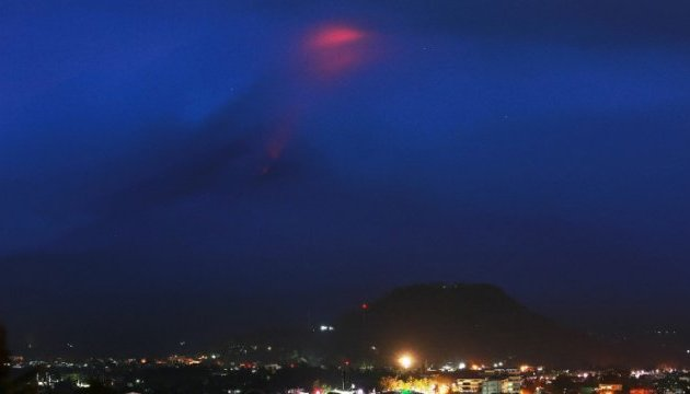 Правительство Филиппин повысило уровень опасности извержения вулкана Майон