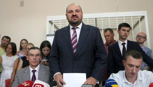 Rozenblat a déposé une requête contre l'Ukraine auprès de la Cour européenne des droits de l'homme