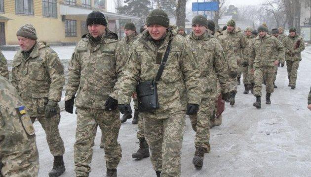 На Дніпропетровщину повернувся на ротацію 74-й окремий розвідбатальйон