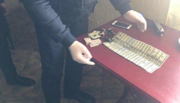 На Одещині на хабарі погорів начальник Арцизького відділу поліції
