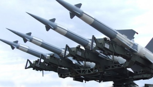 Ukrainian developers test-launch Pechora surface-to-air missiles