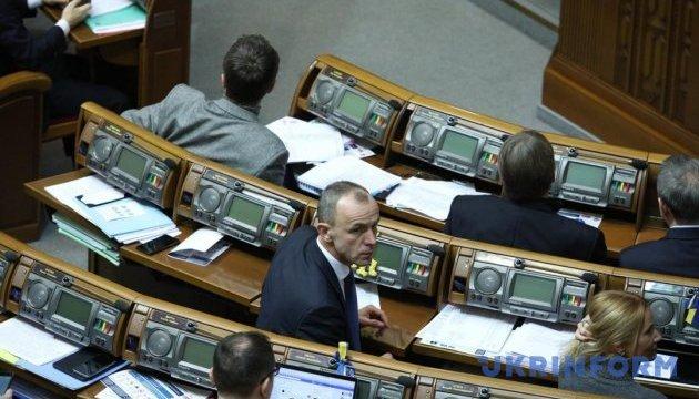 Рада тричі не змогла ухвалити порядок денний сесії