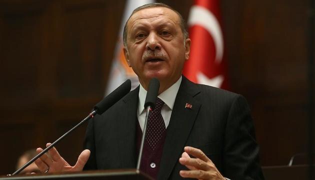 Ердоган каже, що Туреччина озброїть армію і без іноземної техніки