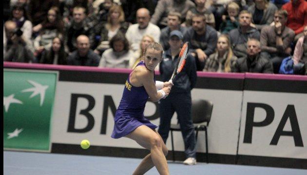 Tsurenko se impone a Gavrilova y avanza  a la final del WTA International de Acapulco