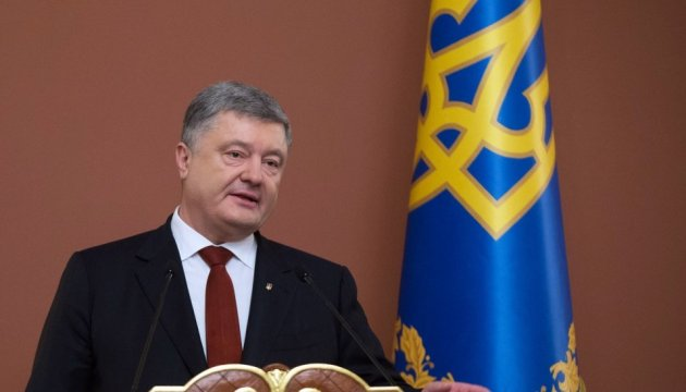 Russia not to escape responsibility for crimes in Crimea – Poroshenko