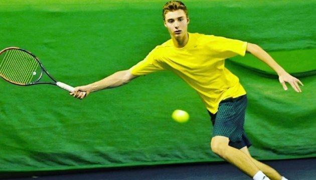 Киянин Крутих вийшов у фінал кваліфікації юніорського Australian Open