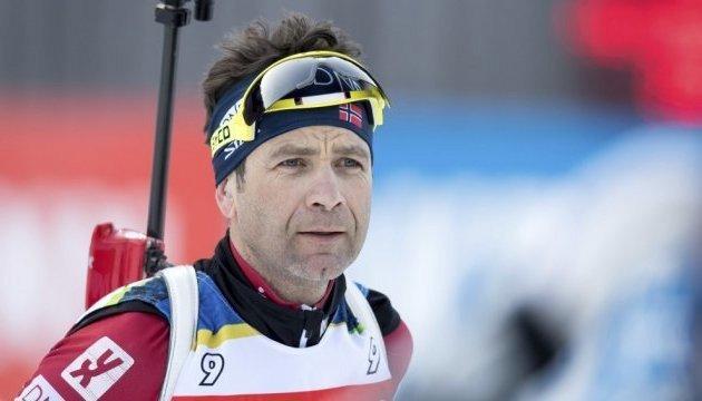Біатлон: Бьорндален не отримає від МОК персональної квоти на Олімпіаду-2018
