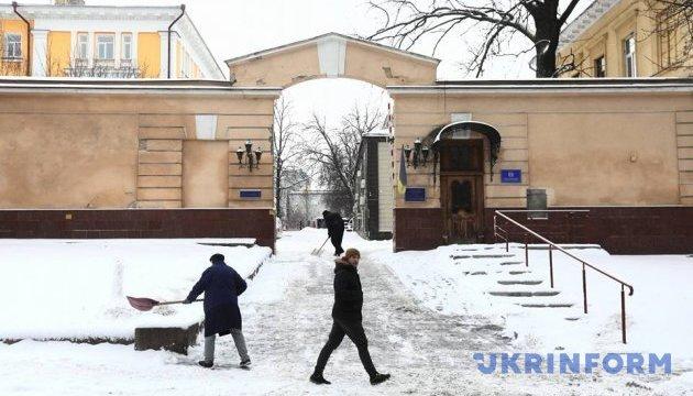 Сьогодні Київ засипле снігом і трохи підморозить