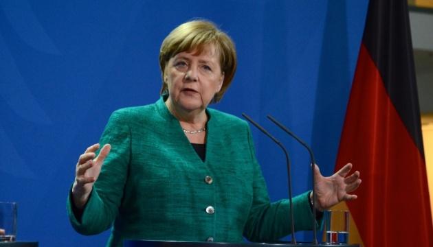 Президент ФРГ внесет кандидатуру Меркель в понедельник