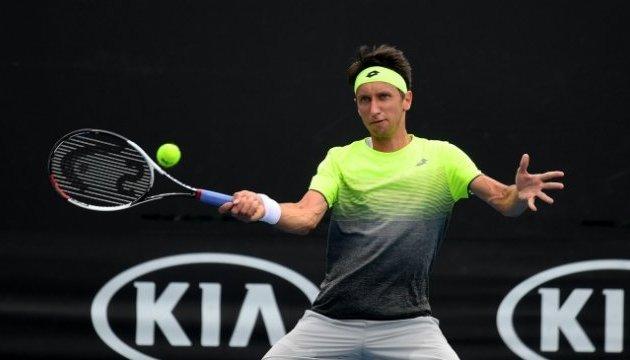 Теніс: Стаховський виграв свій стартовий поєдинок турніру у Кобленці
