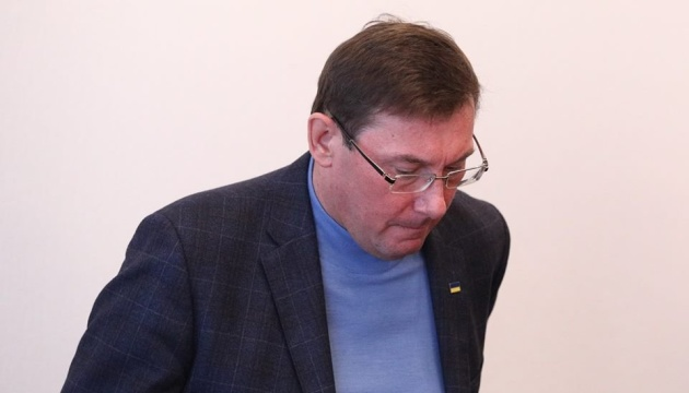Rating-Abstimmung: Rada lehnt Luzenkos Rücktritt ab