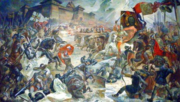 Українська державність у часи середньовіччя, яку визнавала Європа