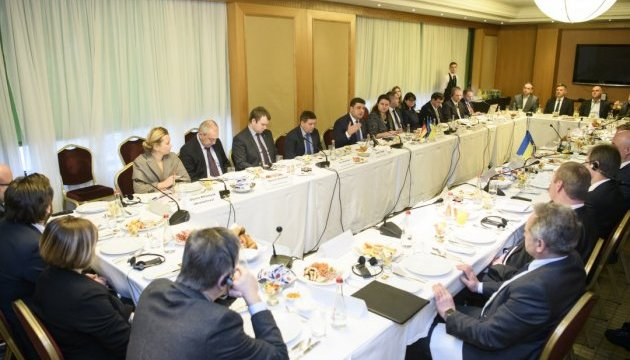 Німецькі бізнесмени пропонують готувати спеціалістів для України