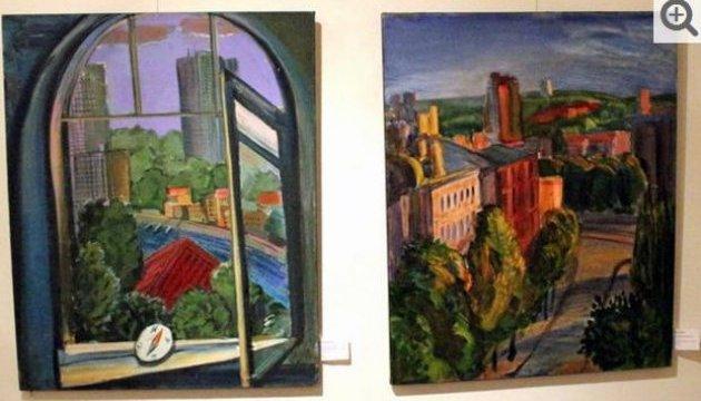 У Відні відкрилась виставка картин українських художників