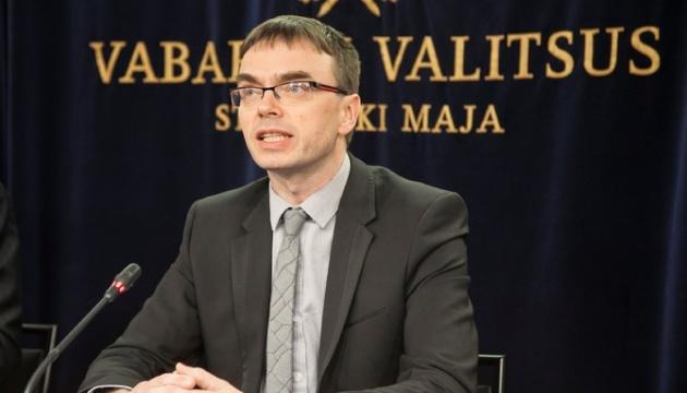 Глава МЗС Міксер: Київ помилково включив Естонію до списку офшорів