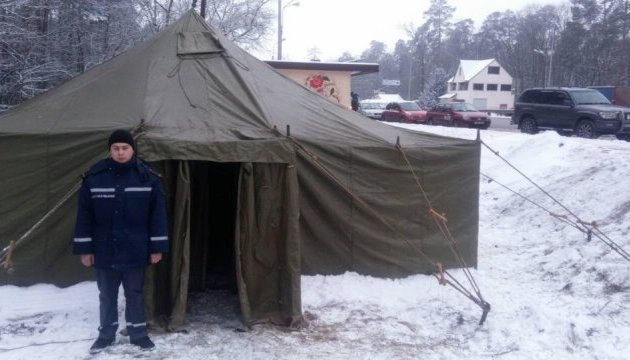 На Харківщині вже два випадки обмороження, один - смертельний