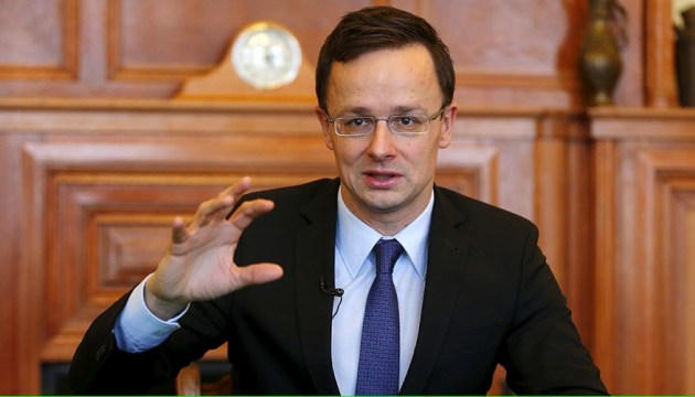 Hungarian Foreign Minister: Ukraine-NATO Commission meeting depends only on Kyiv