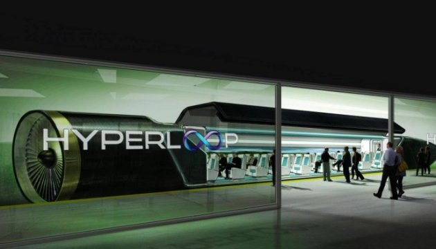 Поезда Hyperloop объединят аэропорты Лондона