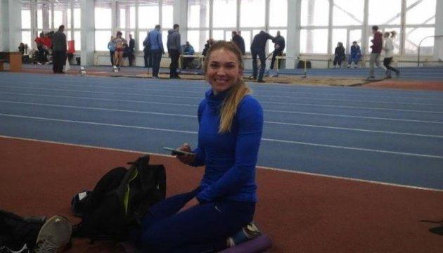Легка атлетика: Христина Стуй виконала норматив на чемпіонат світу в приміщенні