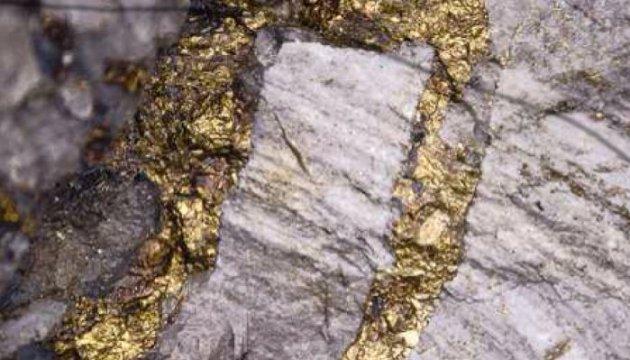 В Украине нашли значительные залежи золота