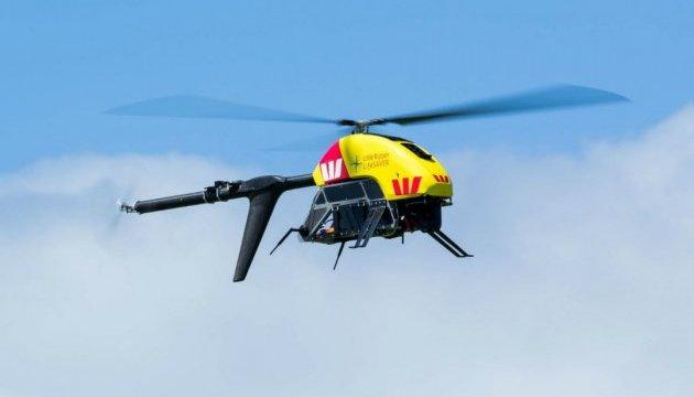В Австралії дрон вперше у світі врятував потопаючих